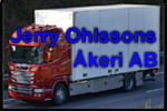 Jerry Ohlssons Åkeri AB