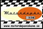 Motordepån i Skåne