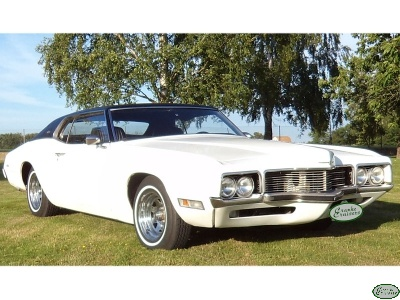Ford Thunderbird 1971